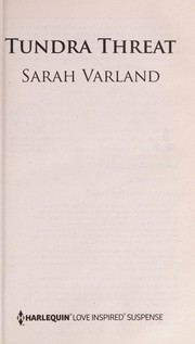 Cover of: Tundra threat | Sarah Varland