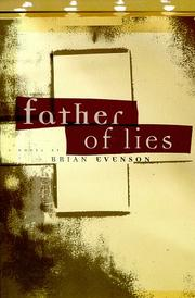 Cover of: Father of lies: a novel