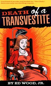 Cover of: Death of a transvestite