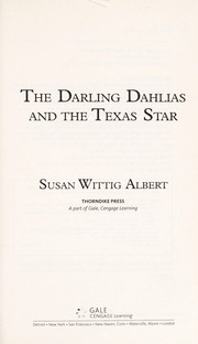 Cover of: The Darling Dahlias and the Texas star