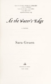 Cover of: At the water's edge