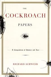 Cover of: The Cockroach Papers