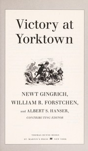 Cover of: Victory at Yorktown
