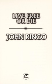 Cover of: Live free or die