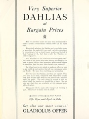 Cover of: Very superior dahlias at bargain prices