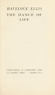 Cover of: The dance of life