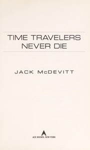 Cover of: Time travelers never die