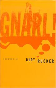 Cover of: Gnarl!