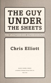 Cover of: The guy under the sheets