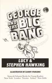 Cover of: George and the big bang