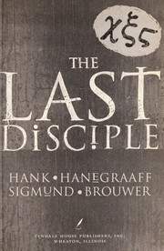 Cover of: The last disciple