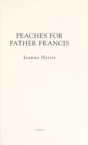 Cover of: Peaches for Father Francis