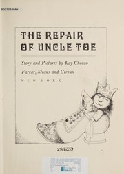 Cover of: The repair of Uncle Toe