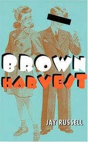 Cover of: Brown harvest