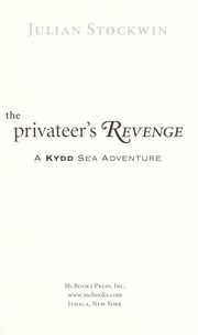 Cover of: The privateer's revenge
