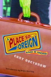 Cover of: A Place So Foreign and 8 More