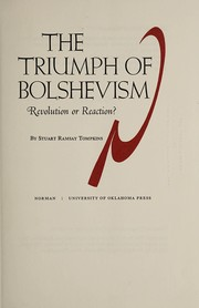 The triumph of Bolshevism