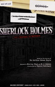 Cover of: Sherlock Holmes and a scandal in Bohemia