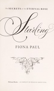 Cover of: Starling