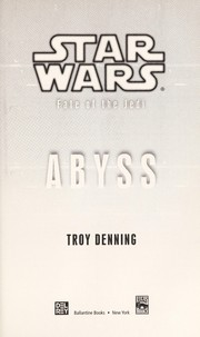 Cover of: Abyss