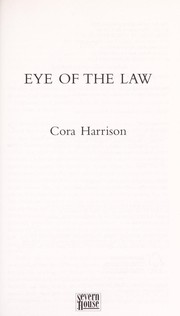 Cover of: Eye of the law