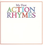 Cover of: My First Action Rhymes |