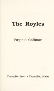 Cover of: The Royles