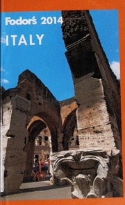 Cover of: Fodor's 2014 Italy