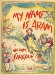 Cover of: My name is Aram