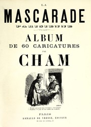 Cover of: La mascarade parisienne