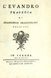 Cover of: L'Evandro