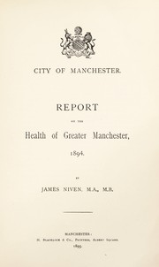 Cover of: [Report 1894]
