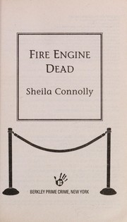 Cover of: Fire engine dead