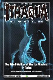 Cover of: The Ithaqua Cycle: The Wind-Walker of the Icy Wastes (Call of Cthulhu Fiction)