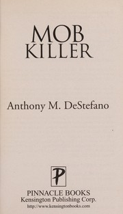 Cover of: Mob killer | Anthony DeStefano