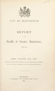 Cover of: [Report 1891-1893]