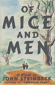 Cover of: Of Mice and Men