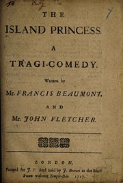 Cover of: The island princess