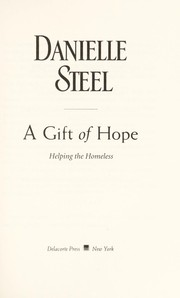 Cover of: A gift of hope | Danielle Steel