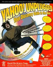 Cover of: Yahoo! unplugged