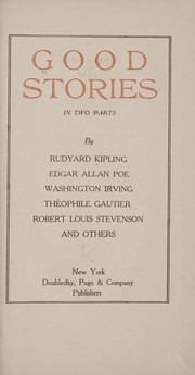 Cover of: Good stories ... |