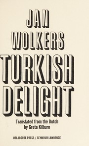 Cover of: Turks fruit
