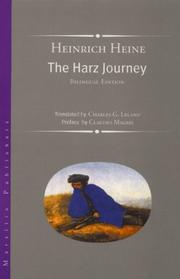 Cover of: The Harz Journey