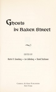 Cover of: Ghosts in Baker Street
