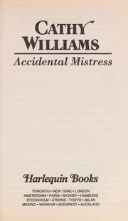 Accidental Mistress  (From Here To Paternity)