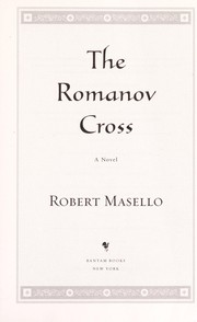 Cover of: The Romanov cross