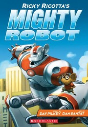 Cover of: Ricky Ricotta's mighty robot
