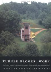 Cover of: Turner Brooks
