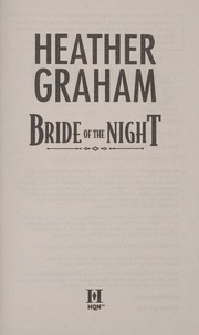 Cover of: Bride of the night | Heather Graham