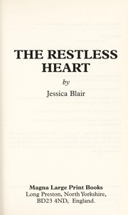 Cover of: The Restless Heart | Jessica Blair